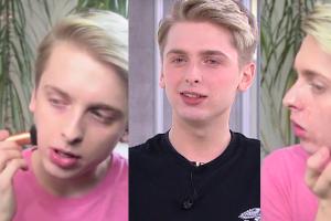 """""""Beauty Boy"""" w DDTVN: """"Makijaż nie powinien być przypisany do jakiejkolwiek płci!"""""""