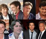 Najbardziej podobni znani ojcowie i synowie! (ZDJĘCIA)
