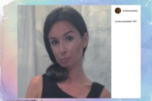 Marta Kaczyńska chwali się nowym zdjęciem