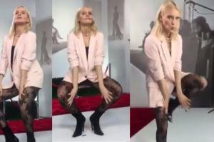"""Horodyńska """"seksownie"""" tańczy na Instagramie (WIDEO)"""