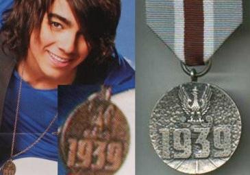 Joe Jonas ma... POLSKI MEDAL?! (FOTO)