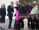 """Papież Franciszek spotkał się z Donaldem Tuskiem! """"Mocno wspiera pokój w Europie"""" (ZDJĘCIA)"""