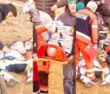 """Lekarz Tomasza Golloba: """"Ma uszkodzony rdzeń kręgowy i kręg TH7. CZUCIA W NOGACH NIE MA"""" (FOTO)"""