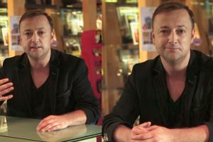 """Czesław Mozil reklamuje film o uwodzeniu: """"Ile razy szukałem siebie w gazecie..."""""""