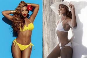 Beyonce ma NAJLEPSZE CIAŁO NA PLAŻĘ!