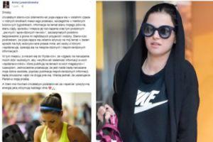 """Lewandowska... grozi sądem za pisanie o jej ciąży: """"To niesprawdzone i nieprawdziwe informacje!"""""""