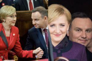 """""""Polityka"""": """"Agata Duda nie mieszka z mężem! Żyją na odległość"""""""