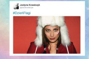 Justyna Kowalczyk świętuje Dzień Flagi RP (FOTO)