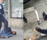 Syryjski uchodźca zabił maczetą ciężarną Polkę!