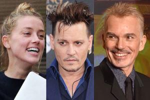 """Billy Bob zaprzecza: """"Nie dymałem Amber Heard!"""""""