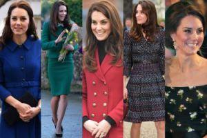 Księżna Kate wydała w tym roku na ubrania już prawie 310 TYSIĘCY ZŁOTYCH! (ZDJĘCIA)