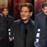 """Johnny Depp na People's Choice Awards: """"Trwaliście przy mnie w złych czasach"""""""