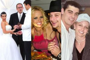 Kim, Pamela i Britney Spears - te gwiazdy straciły na małżeństwie najwięcej pieniędzy! (ZDJĘCIA)