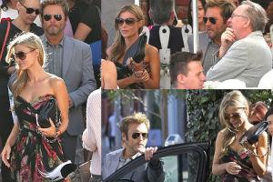 Joanna Krupa z mamą, tatą i milionerem z Miami na obiedzie! Już ma kochanka? (ZDJĘCIA)