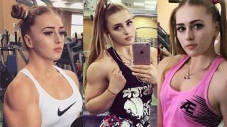 """Rosyjska """"Barbie sztangistka"""": """"Wielu mężczyzn pyta, dlaczego zniekształciłam ciało"""" (ZDJĘCIA)"""