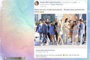 Jessica Mercedes wspomina, że była na zdjęciu z Kim Kardashian