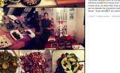 Patricia Kazadi chwali się świątecznymi potrawami