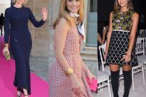 Meg Ryan, Olivia Palermo i Jessica Alba na paryskim Tygodniu Mody!