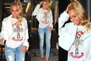 """""""Najgorsza fryzura w karierze Beyonce""""?! (ZDJĘCIA)"""