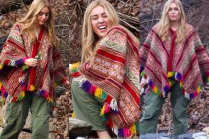 Miley Cyrus została hipiską?