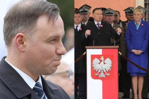 """Andrzej Duda ogłosił referendum w sprawie konstytucji! """"Nie ma w Polsce obcych panów"""""""