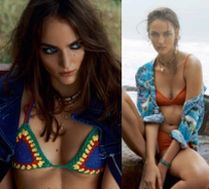 Zuzanna Bijoch pozuje w bikini