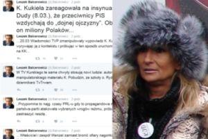 """Balcerowicz: """"Kukieła ofiarą nagonki"""""""