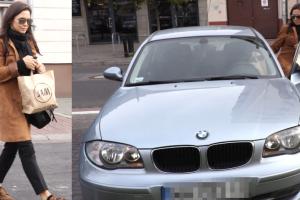 Rusin przesiadła się z Jaguara do BMW!