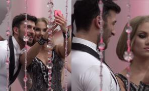 Kaczorowska i Maślak robią sobie selfie!