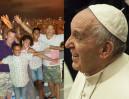 """Papież pogratulował gejom, którzy ochrzcili adoptowane dzieci? """"Teraz mogę już umrzeć spokojny"""""""