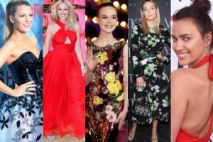 NAJLEPSZE STYLIZACJE czerwca: Lively, Shayk, Minogue, Socha... (ZDJĘCIA)