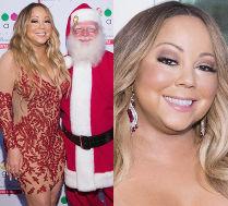 Mariah Carey już poczuła święta...