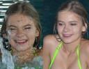 """Julia """"Syrenka"""" Wróblewska wygina się w bikini na basenie (ZDJĘCIA)"""