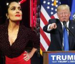 Donald Trump próbował umówić się na randkę z Salmą Hayek.