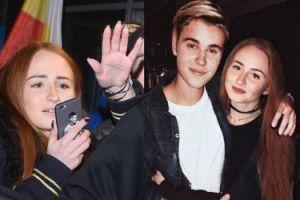"""Angelika """"LittleMoonster96"""" Mucha pokazuje """"zdjęcie"""" z Bieberem i składa mu życzenia: """"Kocham Cię z całego serca!"""""""