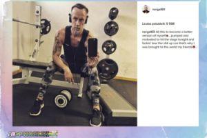 Nergal na siłowni