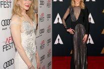 Nicole Kidman w dwóch stylizacjach w Hollywood