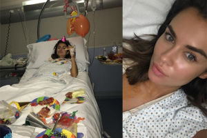Natalia Siwiec trafiła do szpitala w Sylwestra!