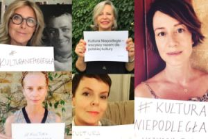 Celebryci, aktorzy i artyści namawiają do popierania ruchu Kultura Niepodległa: Janda, Młynarska, Buzek... (ZDJĘCIA)