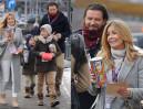 Rozenek z Majdanem i synami zbierają na WOŚP (ZDJĘCIA)