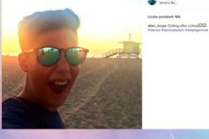 """Allan Krupa: """"Chilling after school"""" (FOTO)"""