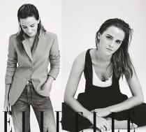 Naturalna Emma Watson w grudniowym