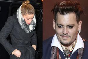 """Amber Heard nie ma gdzie mieszkać?! """"Johnny nie chce jej wpuścić do domu"""""""