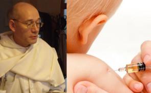 """Ksiądz-lekarz o obowiązkowych szczepieniach: """"Mają związek z autyzmem. Powodują nowotwory"""""""