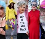 Poznajcie najbardziej stylowych seniorów na świecie! (ZDJĘCIA)
