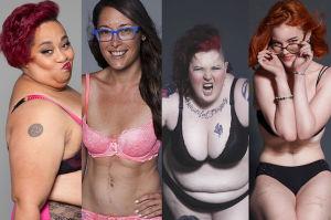"""Australijka fotografuje """"przeciętne"""" kobiety w bieliźnie (ZDJĘCIA)"""