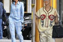 Celebrytki lansują modę na piżamy