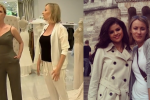 """Polska stylistka gwiazd: """"Bywało tak, że Selena Gomez leżała na kanapie, a ja musiałam dla niej mierzyć ubrania"""""""