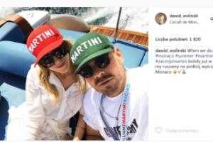Jessica Mercedes i Dawid Woliński ruszają na podbój Monako (FOTO)