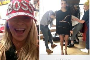 Przetakiewicz chwali się, że Kourtney Kardashian ma sukienkę La Manii (FOTO)